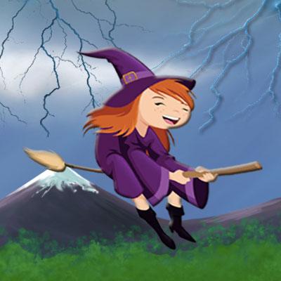 flappy-witch